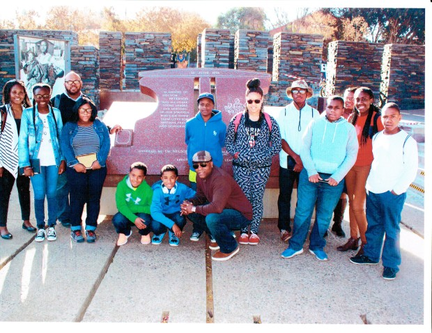 Project Zoom! Staff and Students in Soweto